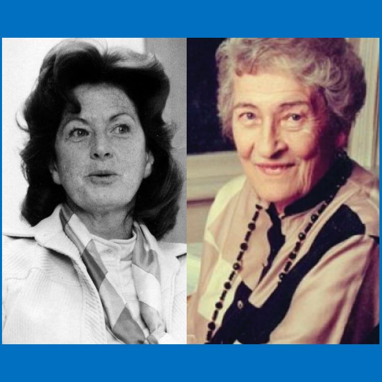 Mavis Hetherington and Mary Ainsworth